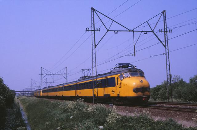 08442184-5607 nabij Halfweg 21 mei 1989