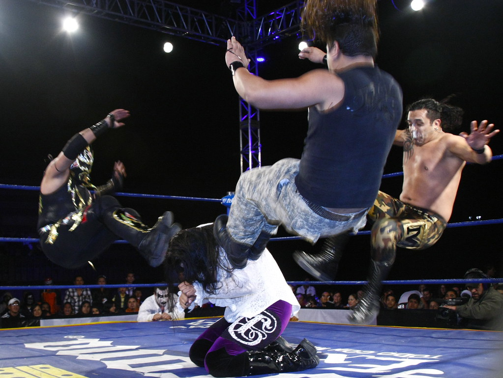 The World's Best Photos of luchalibre and mexicana ...