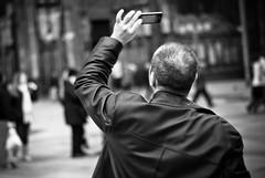 Filming Sky? (Das Fotoimaginarium) Tags: life street people art real photography fotografie faces personal thomas candid menschen leben imaginarium fotoimaginarium szynkiewicz
