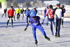_AGV6976 (Alternatieve Elfstedentocht Weissensee) Tags: oostenrijk marathon 2012 weissensee schaatsen elfstedentocht alternatieve