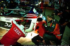 APR Motorsport - Rolex 24 at Daytona - 2012