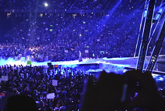 Undertaker Entrance 3 (Gamechancellor) Tags: wwe wwf 190 undertaker thedeadman nikond40x thephenom wrestlemania27