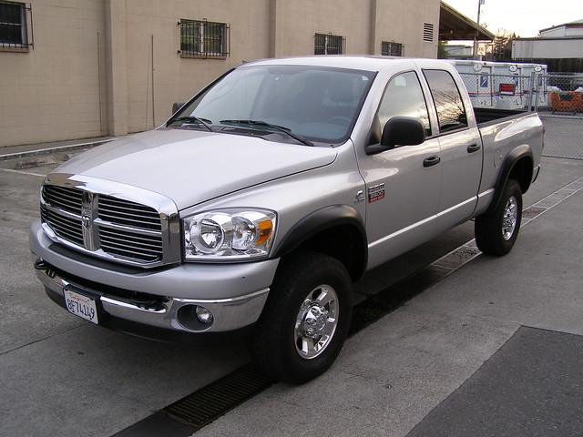 diesel dodge ram 2008 2500