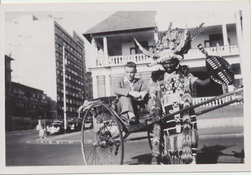 Durban February 1954
