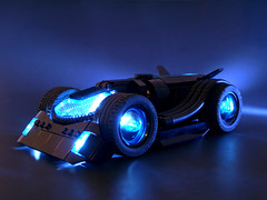 Batmobile 2025 (Legohaulic) Tags: lego batman batmobile conceptcar 2025 lifelites