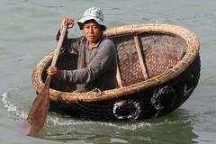 Transport in Vietnam (Bertrand Linet) Tags: transport vietnam nhatrang vietnamboat bertrandlinet