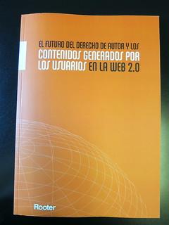 """Libro recibido: """"El futuro del derecho de..."""