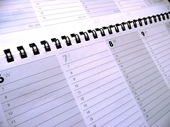 Business Calendar & Schedule by photosteve101, on Flickr