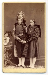 A. Otto, Altenburg - Women In Folk Costumes (josefnovak33) Tags: germany costume folk altenburg trachten