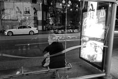 [18] Waiting (rliuLY) Tags: street bus vancouver waiting stop ramen robson santouka