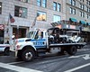 NYPD Police Tow Truck, City Hall Area, New York City
