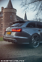 Audi RS6 on CW-S5 Gunmetal (Concavo Wheels) Tags: netherlands wheels audi rims concave rs6 c7 concavo deepconcave cws5 concavowheels teamconcavo concavenation prestigeautocouture