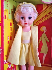 Wendy (Brentments) Tags: cute vintage toy spring mod doll fierce sweet 14 company indoors 1967 wendy fabulous variations inches reference unmarked 2014 allied