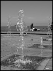 SALONICA IN B&W (Despina X) Tags: hellas greece thessaloniki timeless salonica macedonian salonika makedonia      macedoniagreece