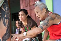 2296_nanga-entalau-37 (P_mod) Tags: tattoo ink borneo iban pmod