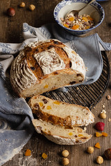 IMG_9474_exp (Helena / Rico sin Azcar) Tags: bread pan muesli sordough masamadre