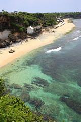 Bali Beach (NikolaiTF) Tags: sea bali beach 35mm canon is scenery f2 6d