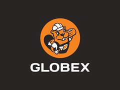Logo 'Globex' (logomachine) Tags: art illustration wow logo design logos logotype logodesign designstudio identitydesign logomachine