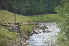 Brcke ber den River Lyon (a-r-a-55) Tags: bridge scotland brcke schottland glenlyon grosbritannien
