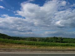 Serbia (Jelena1) Tags: road sky cloud naturaleza primavera nature field clouds spring carretera serbia natur himmel wolken bluesky route ciel cielo nubes campo nuages priroda ontheroad printemps put champ acker vr vg ker srbija oblak nebo moln prolece oblaci strase njiva naputu