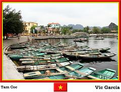 Tam Coc (vicbrasil) Tags: people vietnam hanoi sapa hilltribe cuong hoalu tamcoc northeastregion northwestregion redriverdeltaregion