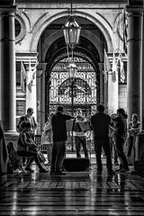 Music City (Davy_Campo) Tags: street city blackandwhite bw italy music canon torino italia streetphotography turin biancoenero