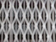 encrypt (Cosimo Matteini) Tags: reflection pen grate dock dof olympus riverthames selectivefocus stkatherinesdock m43 mft encrypt ep5 cosimomatteini mzuiko45mmf18