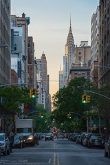 141/366 May 20 (BrianGoPhoto) Tags: street city nyc newyorkcity newyork twilight manhattan 365 chryslerbuilding 366 project365 project366