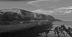 Burnmouth harbour (The Mucker) Tags: