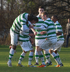 Celtic vs Hearts U19s (vagelisgeo) Tags: ireland irish scotland football scottish celtic spl hoops hailhail