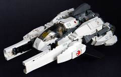 Laito (Hase0) Tags: anime fighter lego space spaceship viper spacecraft moc starfighter hase0