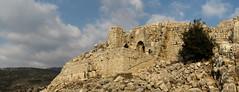 ,  2011 (shlomz) Tags: panorama israel nationalpark ancient medieval fortress archeology stitched golan hermon nimrod kalat   mamluk
