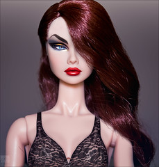 -Some Call Me Bad- (corvas) Tags: fashion night silver out toys doll it poppy agnes fr royalty squared parker bg verve fashions optic integrity goodman zinger fr2 fno bergdor