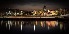 Circ Raluy (martaponsbcn) Tags: barcelona longexposure nocturna portvell largaexposicin fotografanocturna llargaexposici nocturnephotography