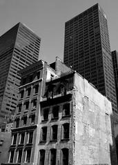 Old York, New York (padswift) Tags: new york city newyorkcity newyork building skyscrapers derelict newyorknewyork oldandnew thebigapple newandold newyorkarchitecture blackandwhitearchitecture blackandwhitenewyork architectureinblackandwhite newyorkcityinblackandwhite contrastofoldandnew architectureofnewyorkcity oldyorknewyork architectureofthebigapple derelictbuildingsinblackandwhite skyscrapersinblackandwhite oldandnewbuildingsinnewyorkcity bigappleinblackandwhite bigapplearchitecture