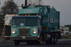 E.J. HARRISON & SONS INC. TRUCK (Navymailman) Tags: trash truck garbage peterbilt