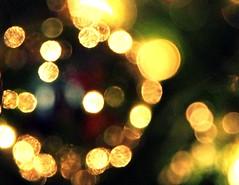illuminated (jen ) Tags: christmas abstract blur tree lights bokeh circles illuminated swirl addictedtobokeh