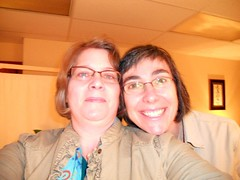 First in the New Digs with Acupuncturist Eileen McKenzie--Daily Image 2011--December 5