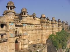 Gwalior Fort (Indian Luxury Trains) Tags: railtour traintour trainimages classicalindia maharajasexpress princelyindia luxuryrailjourney luxurytrainimages