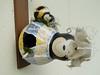 casinha abelhinha com filhotinho-3 (BILUCA ATELIER) Tags: gourds bees ladybugs cabaças pinturacountry porongos homebirds biluca casinhasdepassarinho