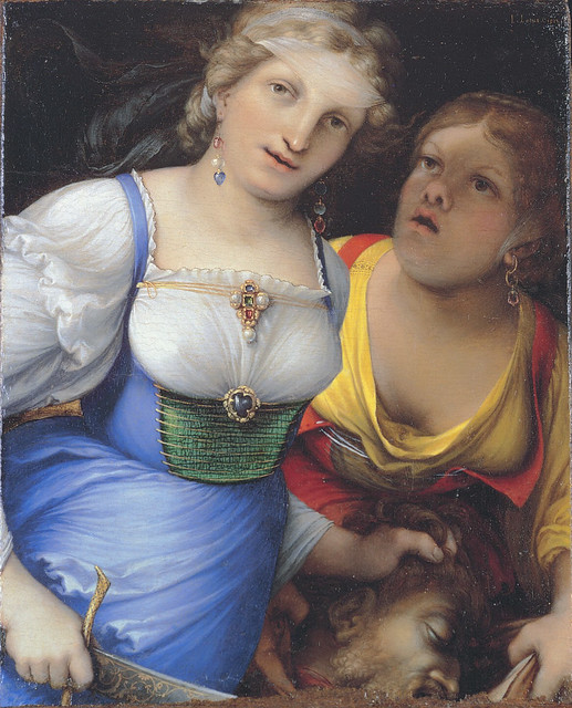 Lotto: Judith with the head of Holofernes (1512)