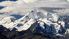 Dom (Stefsan (on and off)) Tags: snow mountains alps ice nature weather clouds canon landscape schweiz switzerland suisse glaciers svizzera wallis valais saasfee eos7d stefsan visipix stefansandmeier dom4545m tschhorn4490m alphubel4206m