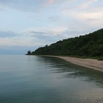 "Lake Tanganyika at Gombe Stream National Park <a style=""margin-left:10px; font-size:0.8em;"" href=""http://www.flickr.com/photos/14315427@N00/6510786339/"" target=""_blank"">@flickr</a>"