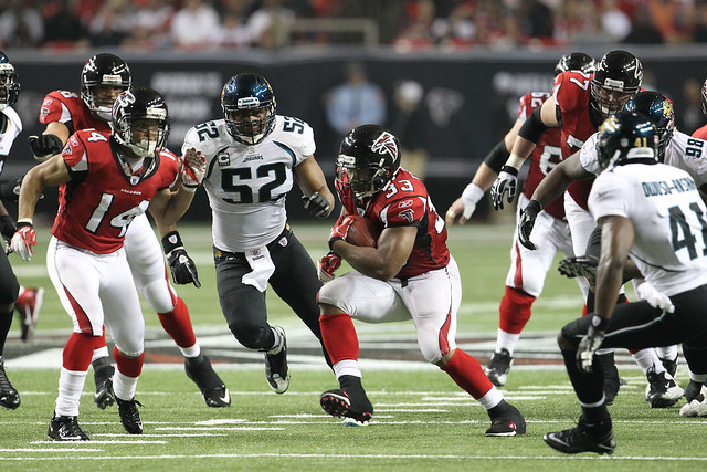 Falcons vs. Jaguars - 2011