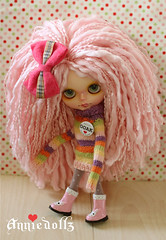 OOAK doll Beata♥gone USA