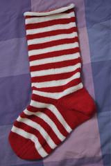 Stocking (hddod) Tags: christmas knitting imadethis stocking 2011 2011yip