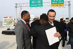 "Mayor Vincent C. Gray Welcomes Council Chairman Kwame Brown • <a style=""font-size:0.8em;"" href=""http://www.flickr.com/photos/51922381@N08/6522229627/"" target=""_blank"">View on Flickr</a>"
