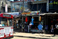 Sri Lanka (pontfire) Tags: srilanka srilankan océanindien indianocean road urban train people ceylan ceylon trip travel traveler asie asia voyage vacances bus autobus ile island anuradhapura tata anurâdhapura sri lankā śri lanka çri śrī laṅkā ශ්රී ලංකා illankai இலங்கை