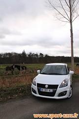 Essai nouvelle Suzuki Swift Sport 2