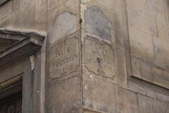 Angle Rue Saint-Louis-en-l'le / Rue des 2 Ponts (Rotdenken (Jules Rigobert)) Tags: paris france photo frankreich flickr francia  parigi pary   francja     hccity historyandantiquities  rotdenken julesrigobert